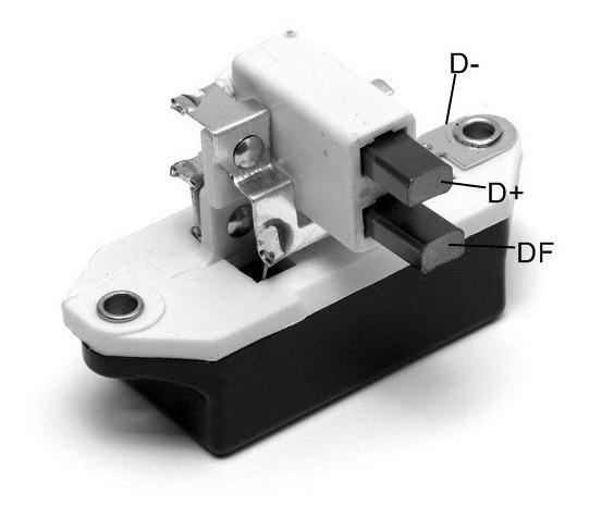 Regulador Voltagem Tensão Alternador Ik531 Uno Kadett Gol