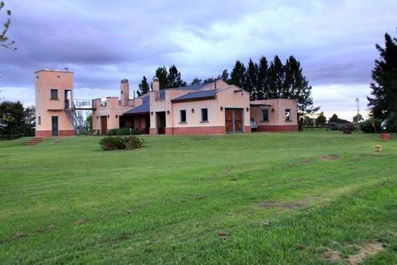 Alquiler Casa En Barrio De Chacras Laguna Vitel- Chascomús-