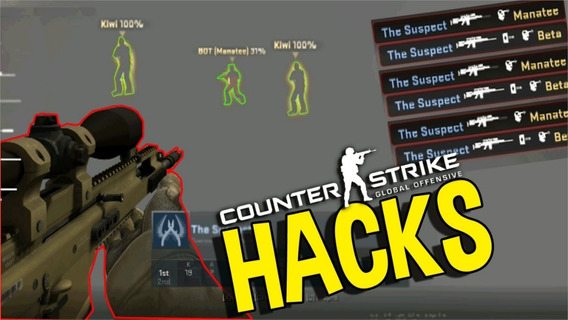 Hack Cs Go Wall, Aim, No Flash, Bhop, Triggerbot