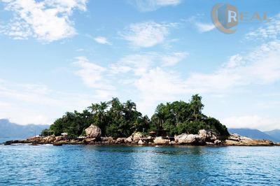 Maravilhosa Ilha Em Angra Dos Reis, Lugar Paradisíaco, Vista Deslumbrante - Il0001