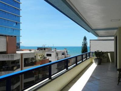 Apartamento Cobertura Meia Praia Itapema 4 Dormitorios Parcelamento Direto - 4d169 - 33581238