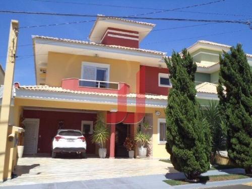 Imagem 1 de 16 de Casa À Venda, 3 Quartos, 3 Suítes, 4 Vagas, Condomínio Vila Dos Inglezes - Sorocaba/sp - 6732