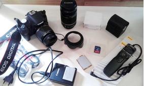 Camera Canon Rebel T1i / Eos 500d +...