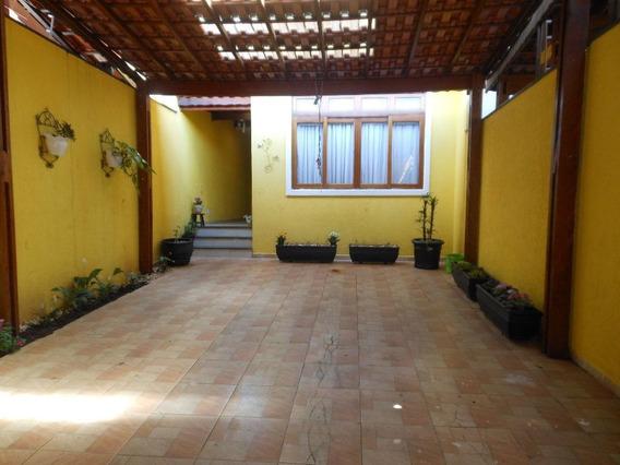 Sobrado Residencial À Venda, Jardim América, Taboão Da Serra. - So0036