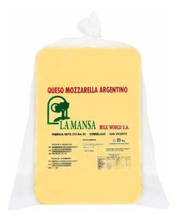 Plancha Muzzarella La Mansa - Vta X Mayor Y Menor
