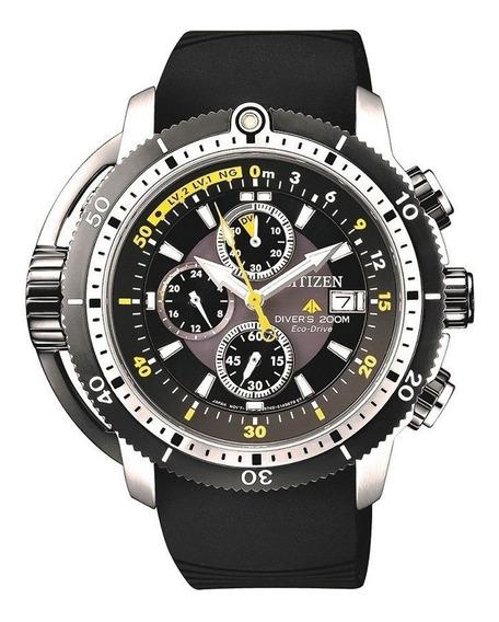 Relógio Citizen Aqualand Bj2127-16e Cal. B740 12 X Sem Juros