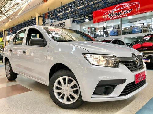 Renault Logan Life 1.0 Zero Km A Pronta Entrega!!!!