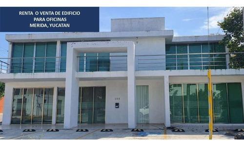 Edificio Comercial En Venta En Merida, Miguel Alemán, Cerca De La Glorieta Del Cricri