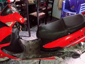 Scooter Mavila Rojo