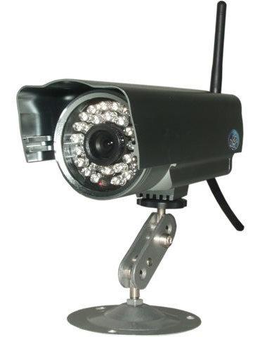 Camara Ip Fija Inalambrica Externa Vision Nocturna Wifi