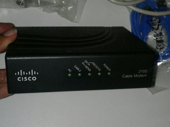 Módem Cisco Dpc2100 R2