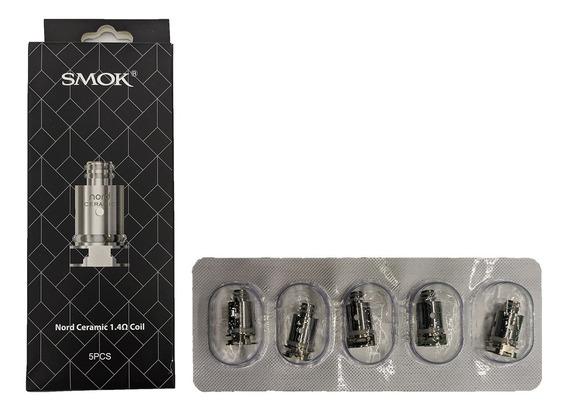Bobina / Nord Pod / Ceramic 1.4 - Smok - Pack 5 Unidades