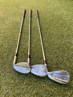 Palos Golf Wedges Titleist Sm6 - Loft 60 - 52 Y 56 Usados