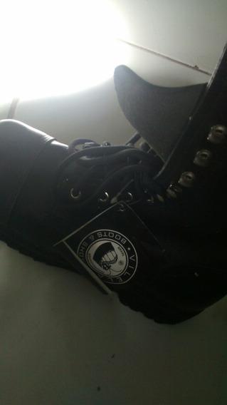 Coturno Vilela Boots