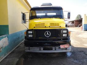 Mercedes-benz Mb 2013 - C/aberta - Amarelo - Ano 1981