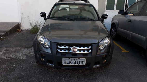 Fiat Strada Advent Flex 1.8 16v 2012 Super Conservado