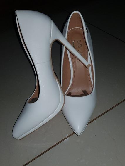 Scarpin Branco