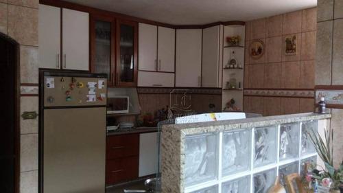 Casa Com 3 Dormitórios À Venda, 249 M² Por R$ 580.000,00 - Vila Francisco Matarazzo - Santo André/sp - Ca3058