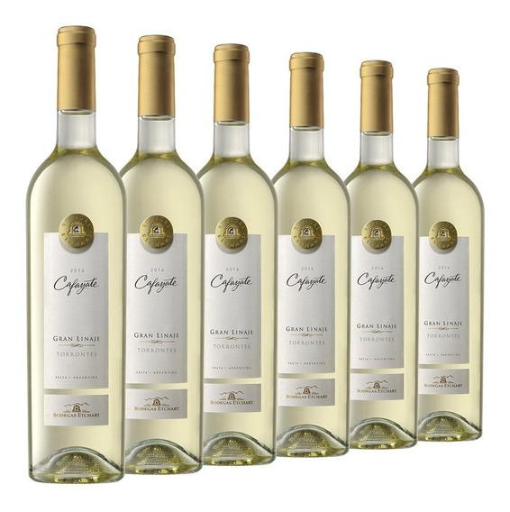 Cafayate Gran Linaje Torrontés Caja De 6 Botellas De 750 Ml