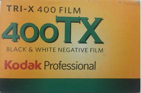 Kodak Professional Tri-x 400 Preto E Branco