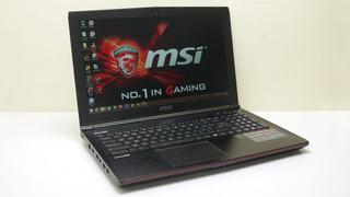 Laptop Gamer Msi Ge62 2qd Apache Pro Remate!