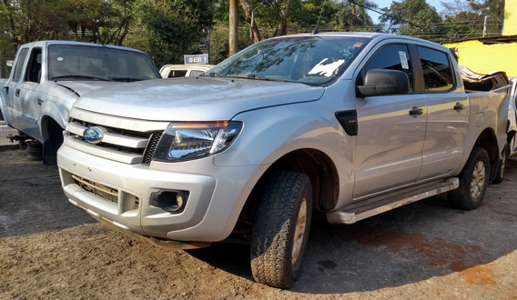 Sucata Ranger Xls 2.5 Flex 2016 Manual 4x2
