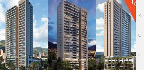 Imagen 1 de 10 de Apartamento Mejor Lugar De Los Balsos Para Estrenar