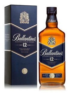 Whisky Ballantines 12 Años 750cc Blended Escoces Scotch