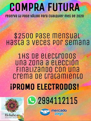 Pase Libre Electrodos