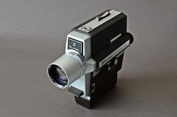 Filmadora Bell Howell Autoloader 309 Funcionando
