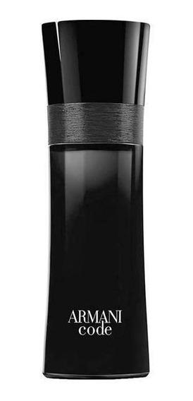 Perfume Giorgio Armani Code Eau De Toilette Masculino 125 Ml