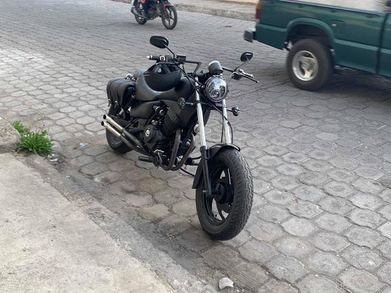 Moto Choopera Del Año 2007 De 300cc