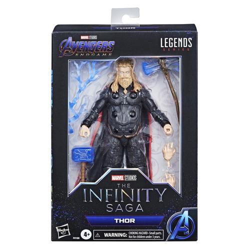 Imagen 1 de 7 de Hasbro Marvel Legends Series - Thor De 15 Cm