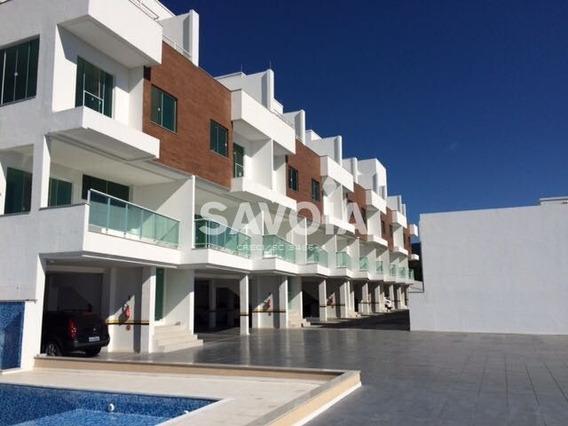Casa Duplex No Condomínio Altos Da Brava, Praia Dos Amores, Itajaí, Sc - 2526