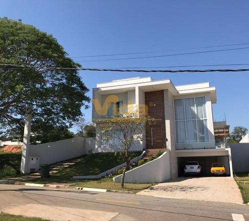 Imagem 1 de 15 de Casa Condomínio Sobrado  A Venda Em Jardin Novo Mundo  -  Sorocaba - 44470