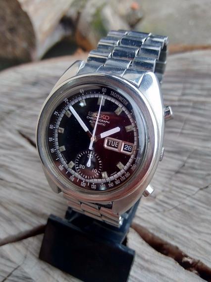Relógio Seiko Cronógrafo Automático