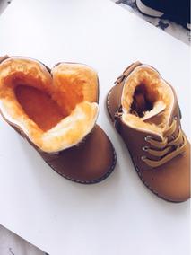 Tênis Botinha Acolchoada Infantil Sapato Tenis Quente