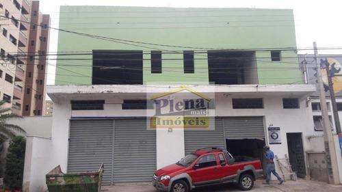 Sala Para Alugar, 60 M² - Centro - Sumaré/sp - Sa0227