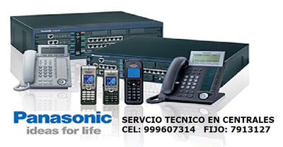 Centrales Telefonica - Instalacion - Servicio Tecnico