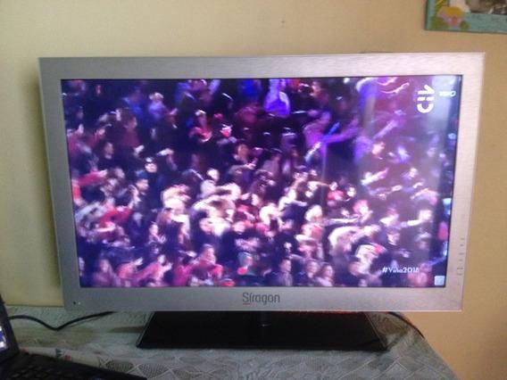 Televisor Led Siragon De 32 Pulgadas