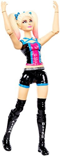 Wwe Superstars Alexa Bliss Figura De Accion