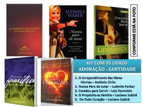 Livros, Reino, Santidade, Liderança, Família