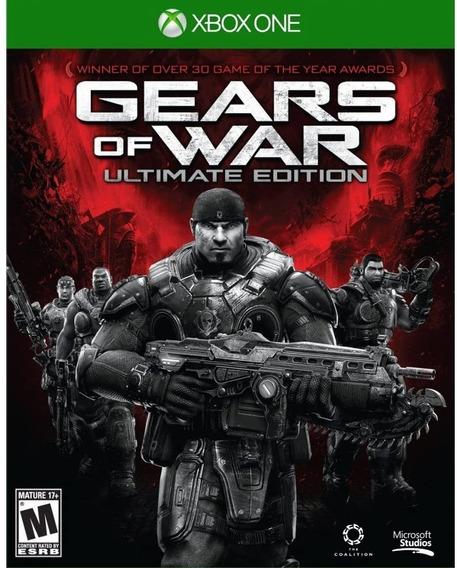 Gears Of War Ultimate Edition - Xbox One - Mídia Física