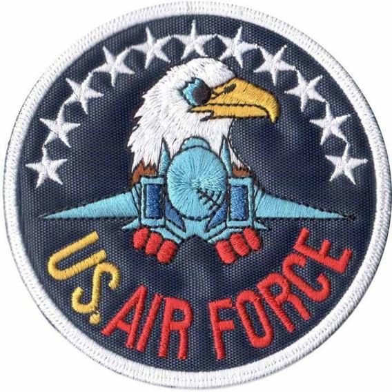 Patch Talysma P/ Blusa Jaqueta Aviacao Força Aerea Americana