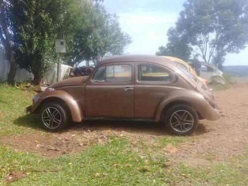 Volkswagen Fusca Fusca Fafa