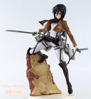 Figura Mikasa Ackerman Attack On Titan Furyu