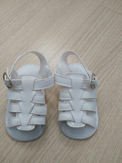 Lote 2 Sapatos Baby Usado