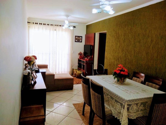 Apartamento Com 2 Dormitórios À Venda, 67 M² Por R$ 260.000,00 - Vila Independência - Piracicaba/sp - Ap3778