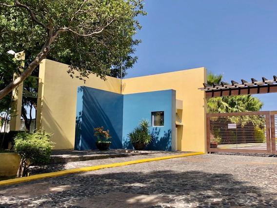 Lotes Residenciales Con Amenidades De Lujo En Fracc. Cerrado.