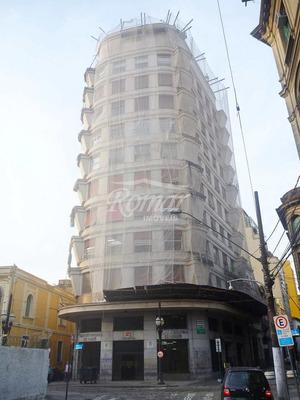 Sala Comercial, Centro, Santos, Cod: 165 - A165